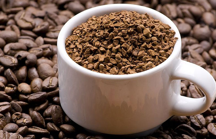 instant kahve kaç kalori