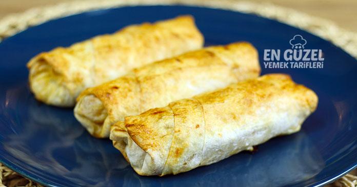 hazır yufkadan patlıcanlı börek tarifi