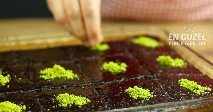 ıslak kek nasıl yapılır tarifi