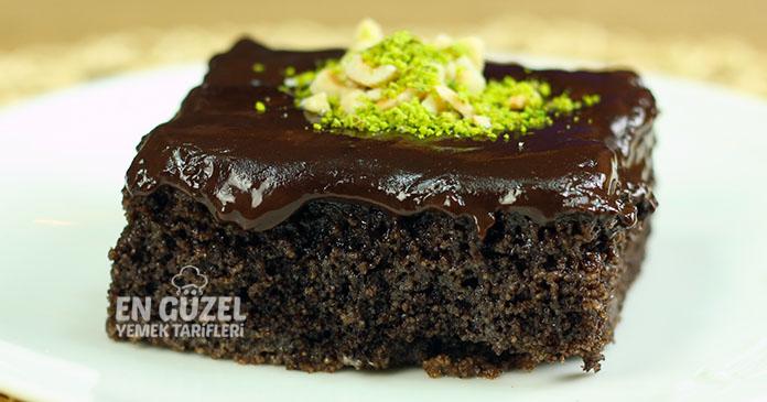 kakaolu irmik pastası tarifi