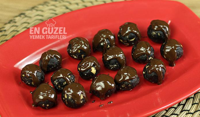 mini top tatlıları tarifi